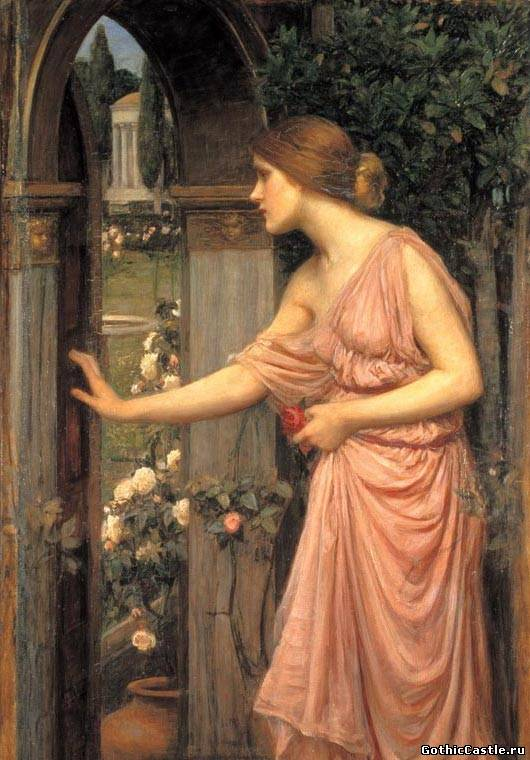 psiche-apre-lo-scrigno-doro-di-john-william-waterhouse-1903